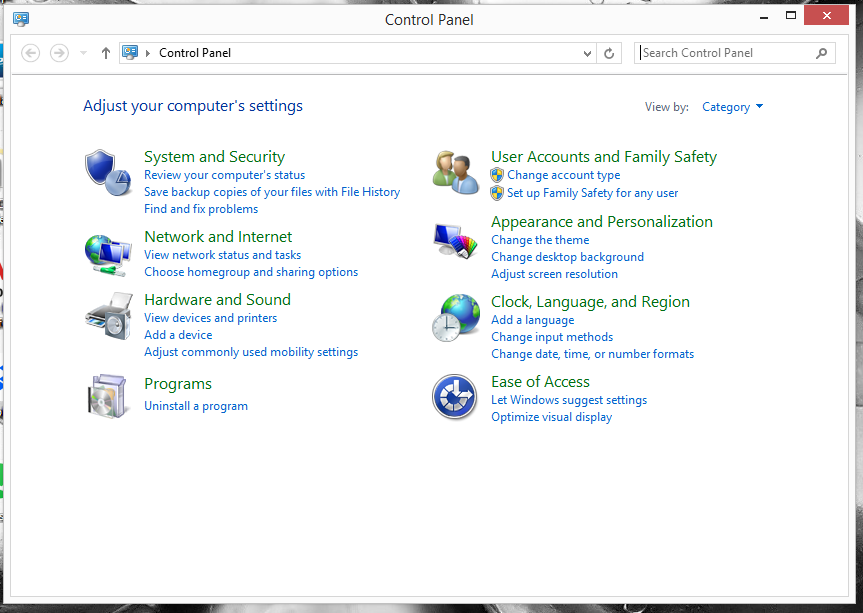configurar control paternal windows