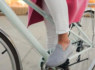 bicicleta con el bebe