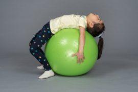 pilates niños